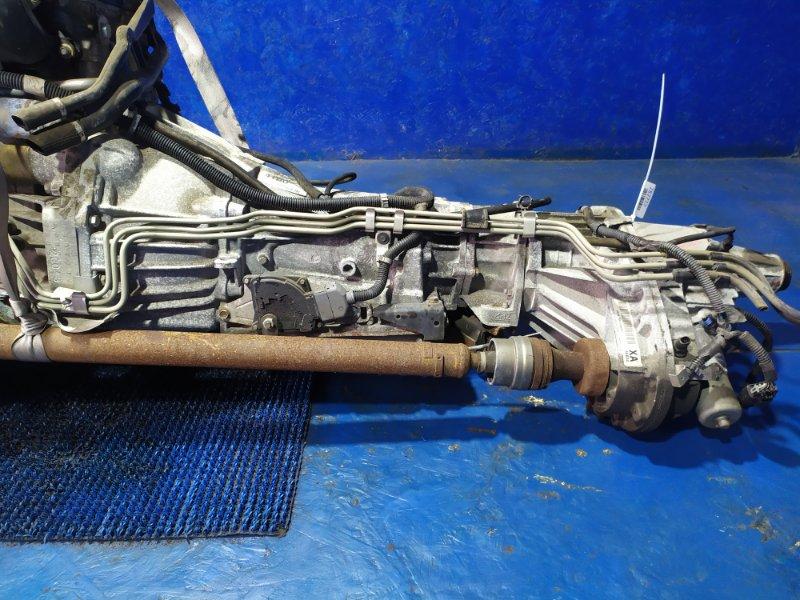 Акпп Chevrolet Trailblazer GMT360 LL8 2004