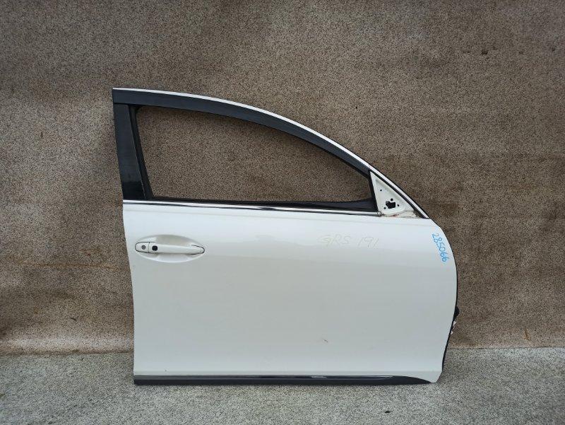 Дверь Lexus Gs350 GRS191 передняя правая