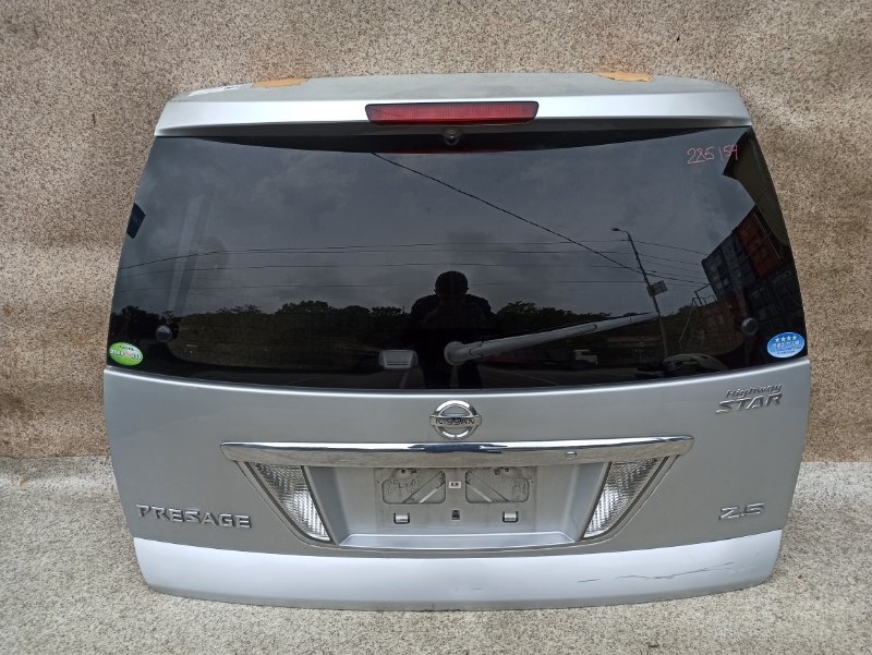 Дверь задняя Nissan Presage TU31 2006 задняя