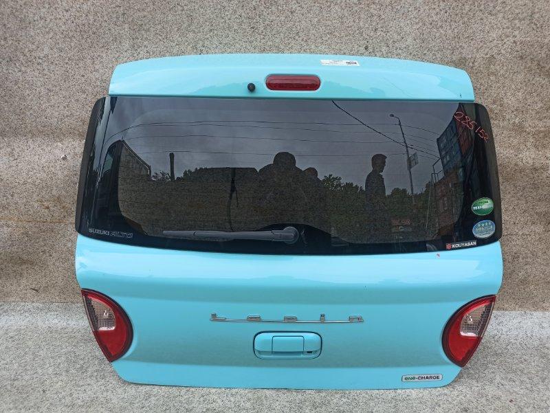 Дверь задняя Suzuki Lapin HE33S 2015 задняя
