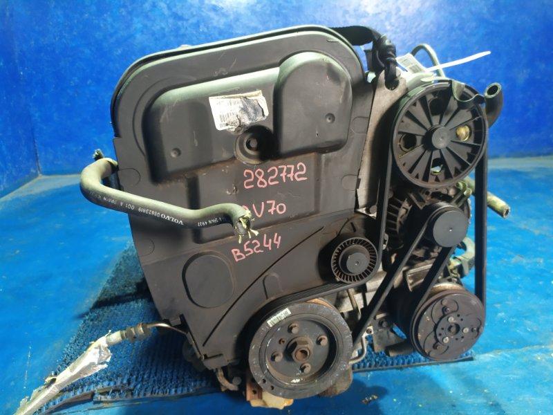 Двигатель Volvo V70 SW65 B5244S2 2002