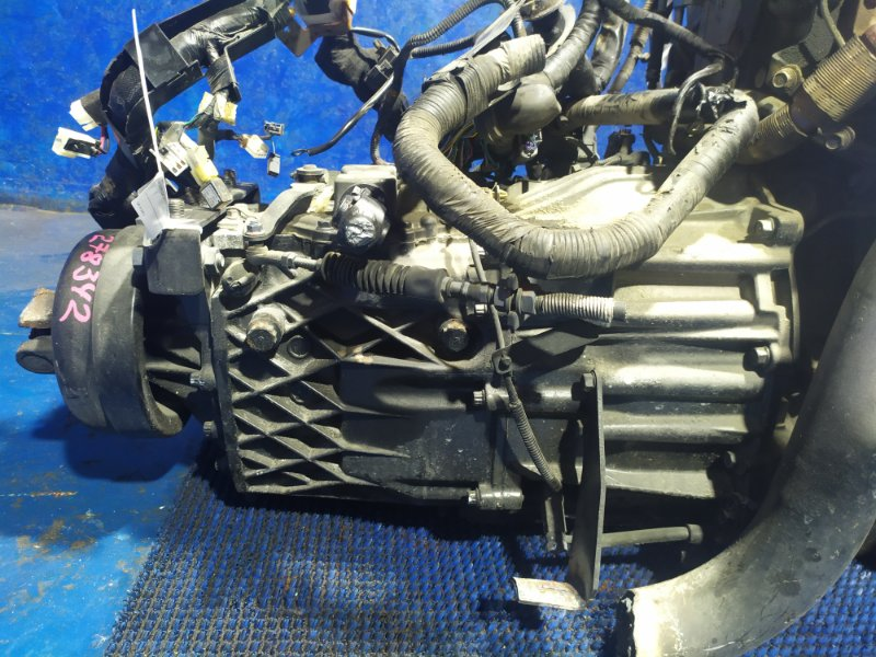 Мкпп Mitsubishi Canter FB70B 4M42T 2009