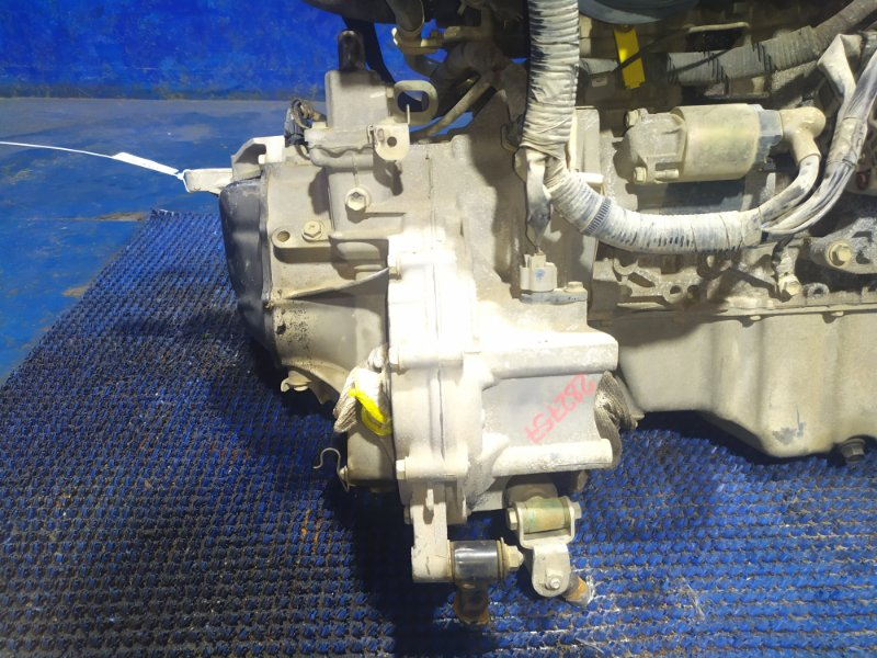 Мкпп Suzuki Alto HA24S K6A