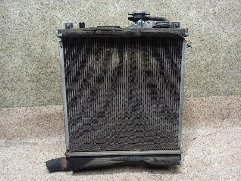 Радиатор основной Suzuki Wagon R MH23S K6A
