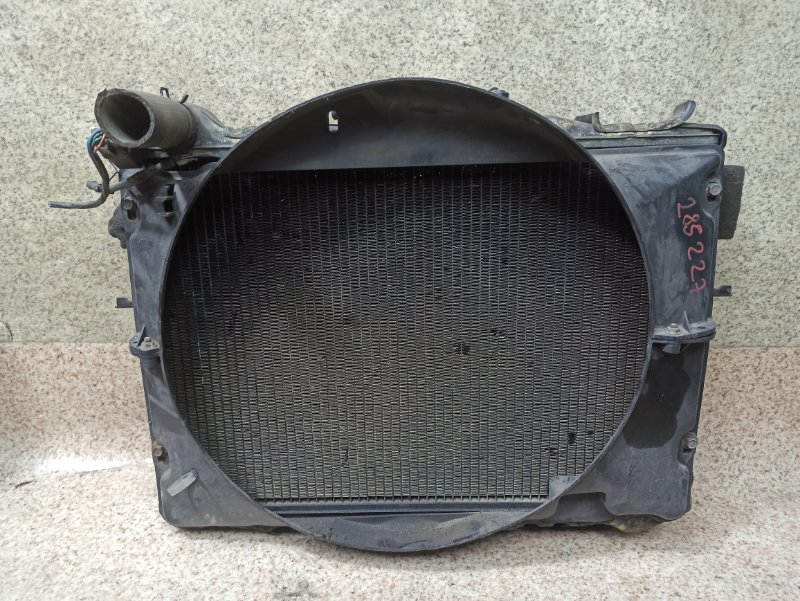 Радиатор основной Mazda Bongo SSF8R RF