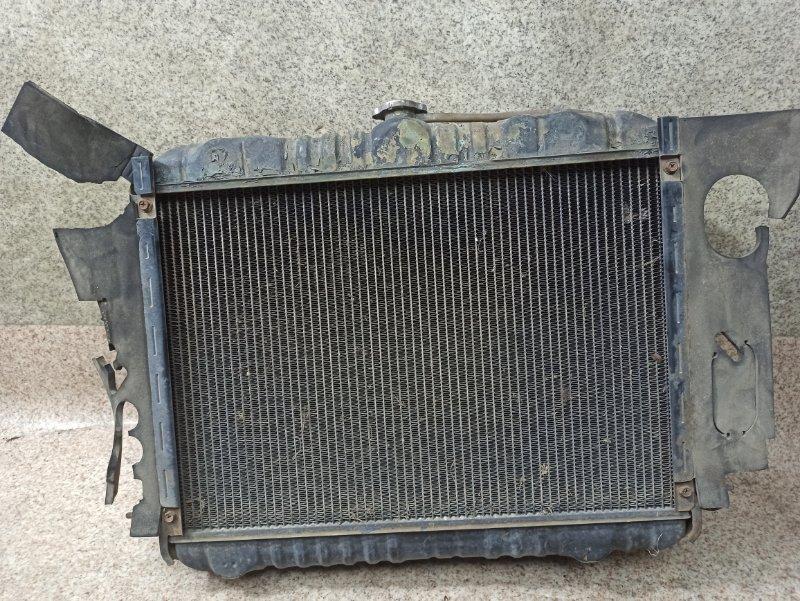 Радиатор основной Nissan Atlas F22 NA16