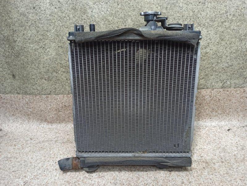 Радиатор основной Suzuki Wagon R MH21S K6A