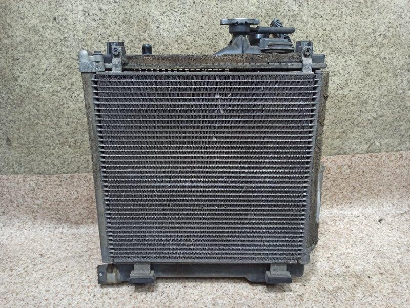 Радиатор основной Suzuki Kei HN22S K6AT