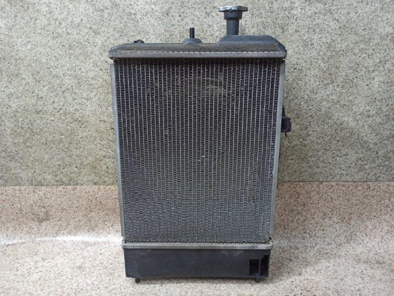 Радиатор основной Mitsubishi Ek Wagon H81W 3G83