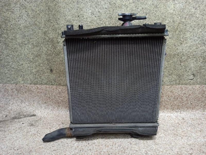 Радиатор основной Suzuki Wagon R MH22S K6A