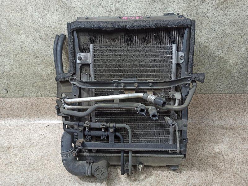 Радиатор основной Mitsubishi Canter FE72EC 4M51