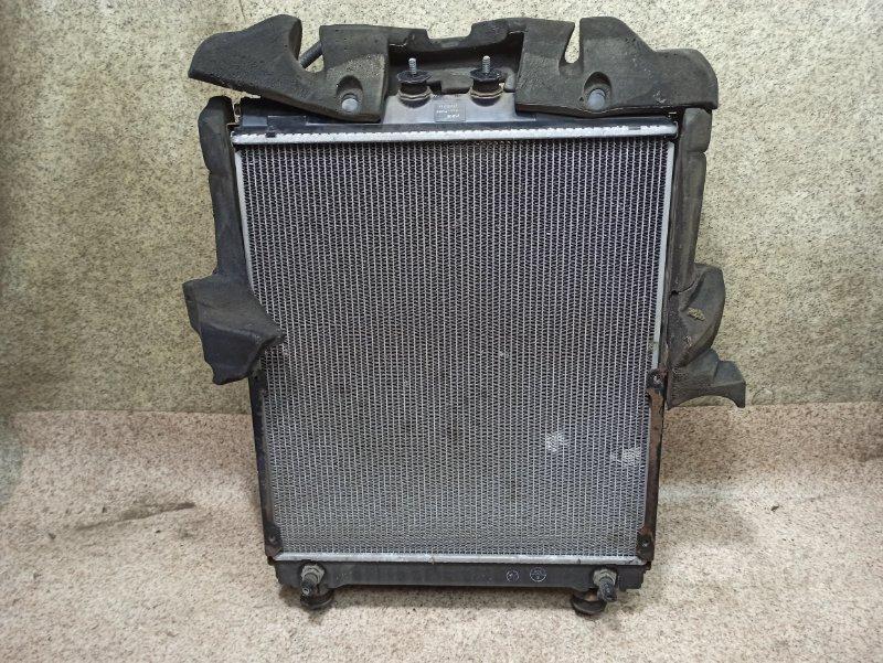 Радиатор основной Mitsubishi Fuso Canter FEA50 4P10