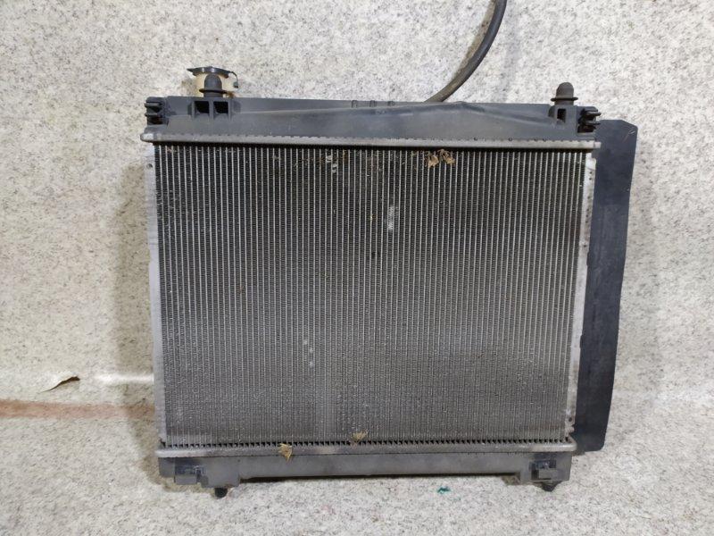 Радиатор основной Toyota Ractis NCP100 1NZ-FE
