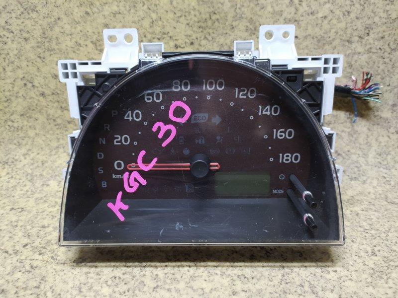Спидометр Toyota Passo KGC30 1KR-FE