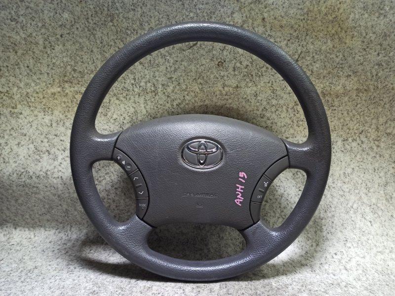 Руль Toyota Alphard ANH15