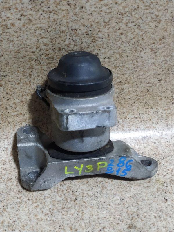 Подушка двигателя Mazda Mpv LY3P L3 передняя правая