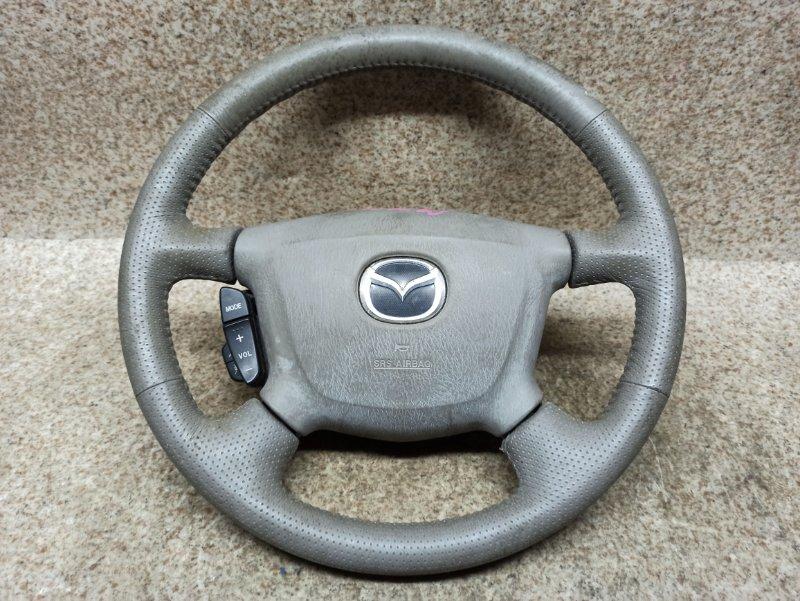 Руль Mazda Mpv LWFW