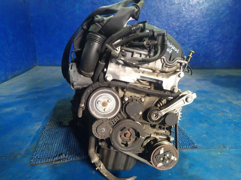Двигатель Peugeot 207 WK EP6