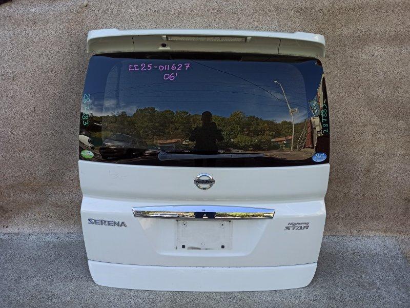 Дверь задняя Nissan Serena CC25 2006