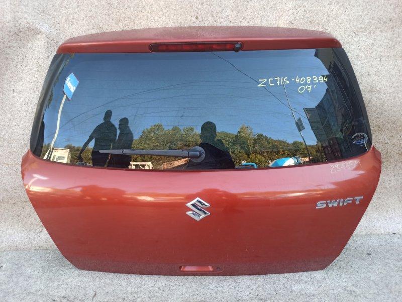 Дверь задняя Suzuki Swift ZC11S 2007 задняя