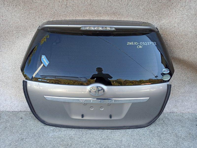 Дверь задняя Toyota Wish ZNE10 2006 задняя