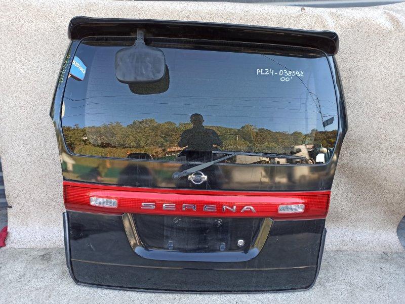 Дверь задняя Nissan Serena PC24 2000