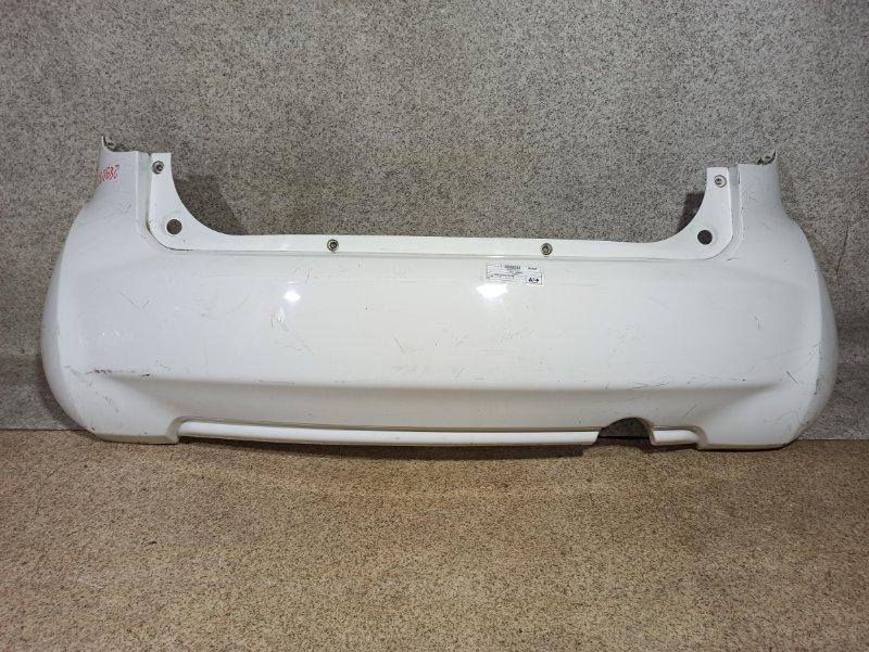 Бампер Suzuki Splash XB32S задний