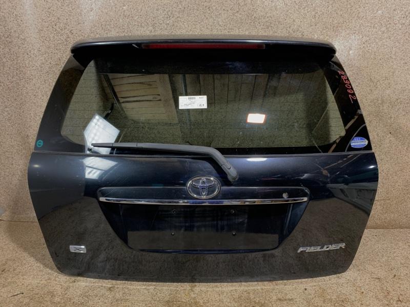 Дверь задняя Toyota Corolla Fielder NZE124 2003