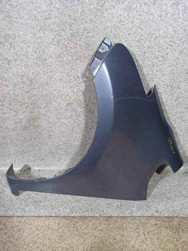 Крыло Toyota Ractis SCP100 2008 переднее левое