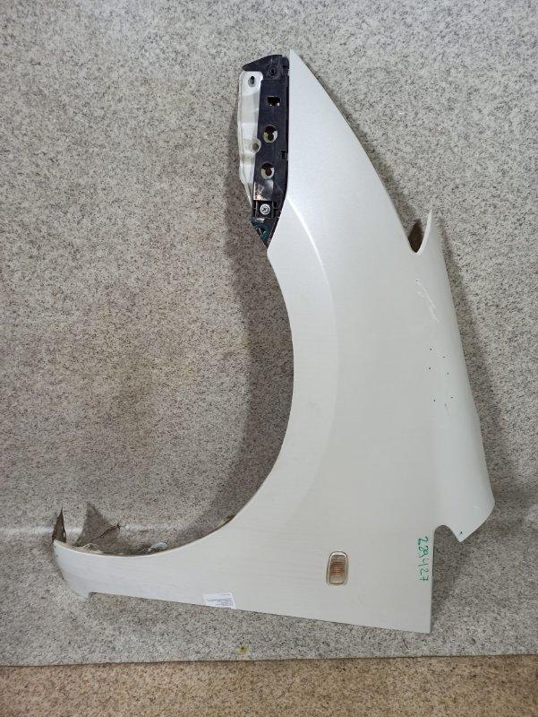 Крыло Toyota Wish ANE10 2004 переднее левое