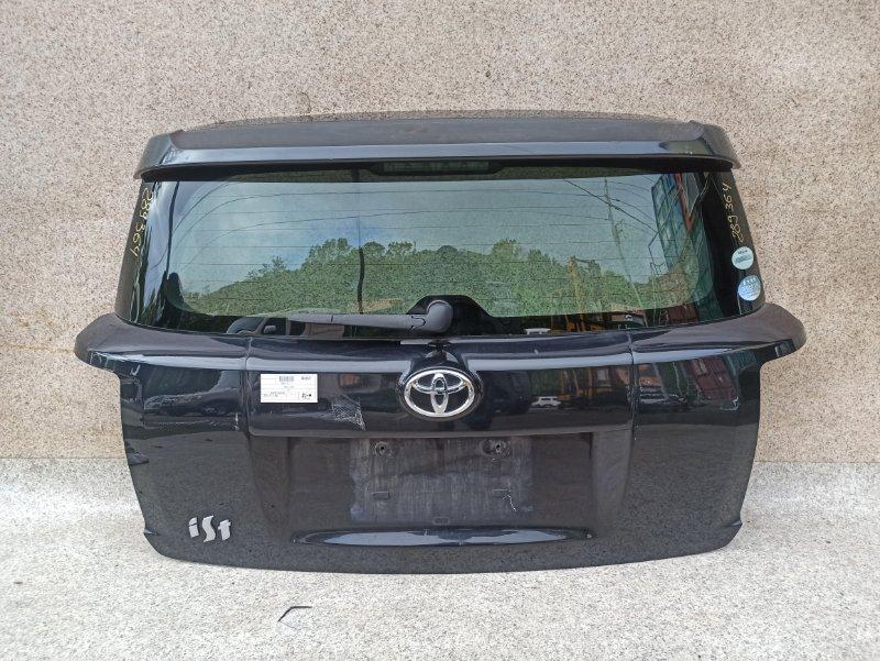 Дверь задняя Toyota Ist NCP115 2010