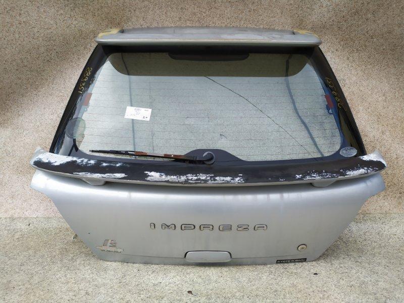 Дверь задняя Subaru Impreza GG2