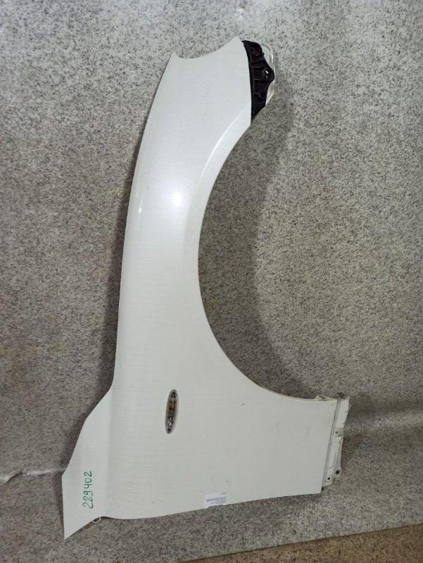 Крыло Toyota Mark X GRX120 2005 переднее правое