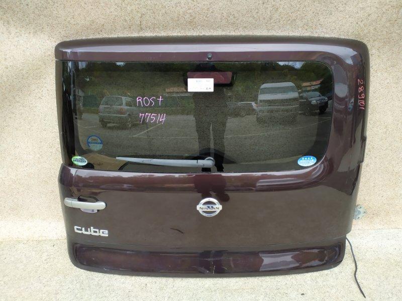 Дверь задняя Nissan Cube BZ11 2006
