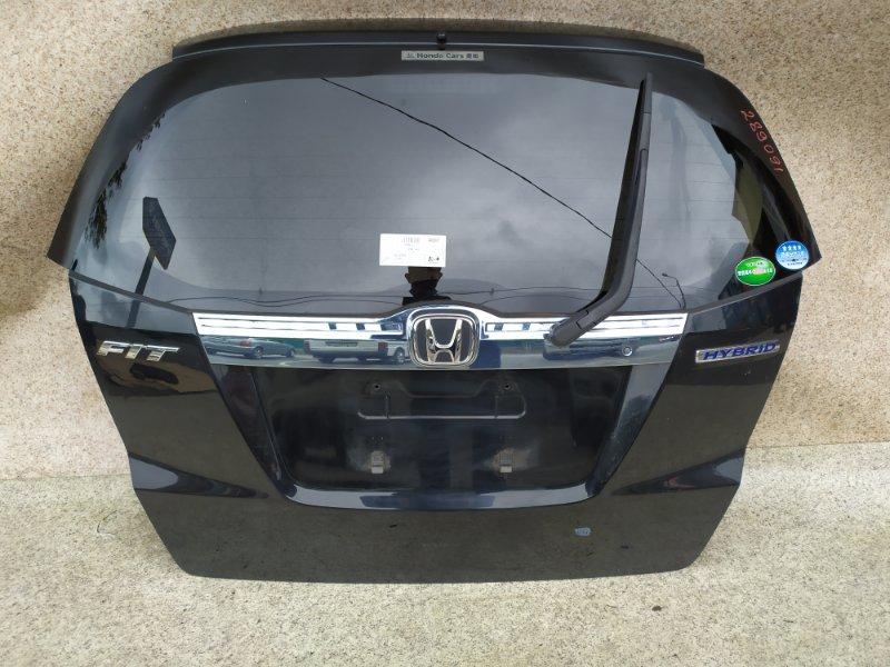 Дверь задняя Honda Fit GP1