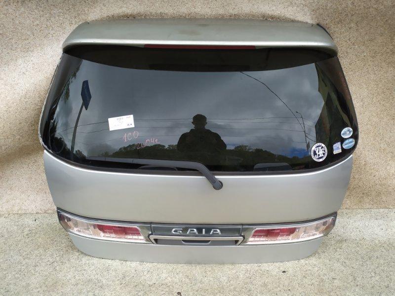 Дверь задняя Toyota Gaia ACM10 2004