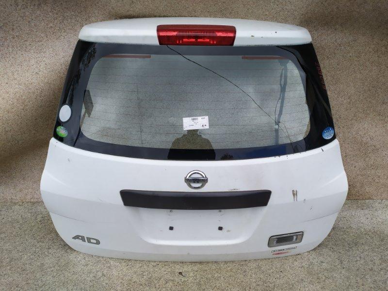 Дверь задняя Nissan Ad VY12