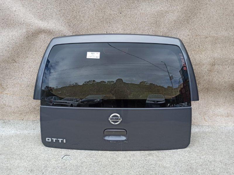 Дверь задняя Nissan Otti H92W 2008