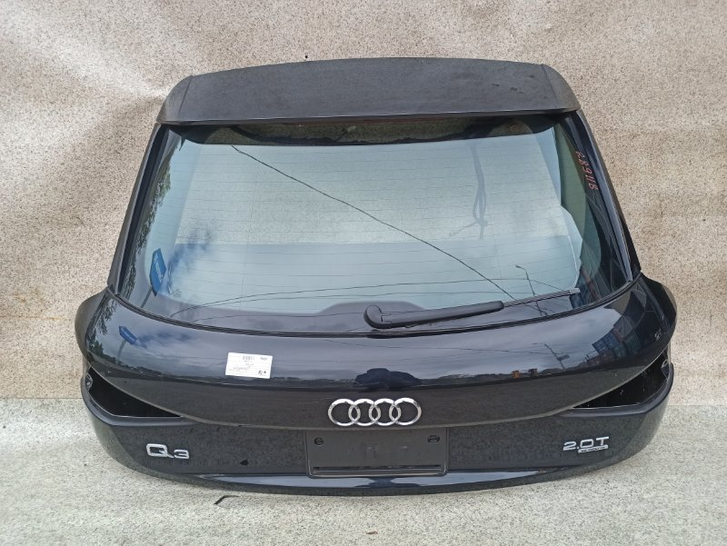 Дверь задняя Audi Q3 8UB 2012