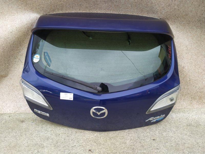 Дверь задняя Mazda Axela BLFFW 2011
