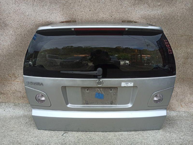 Дверь задняя Nissan Stagea M35 2003