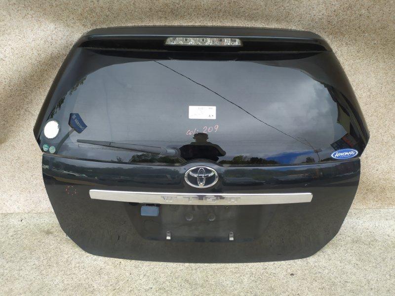 Дверь задняя Toyota Wish ZNE10 2004