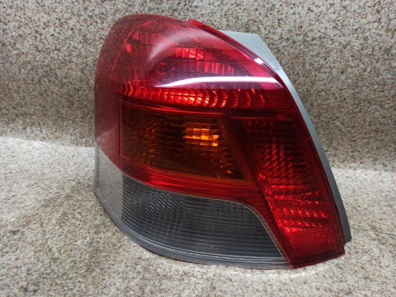 Стоп-сигнал Toyota Vitz KSP90 2008 задний левый