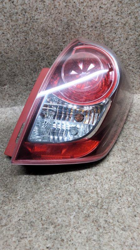 Стоп-сигнал Toyota Ractis NCP100 2008 задний правый