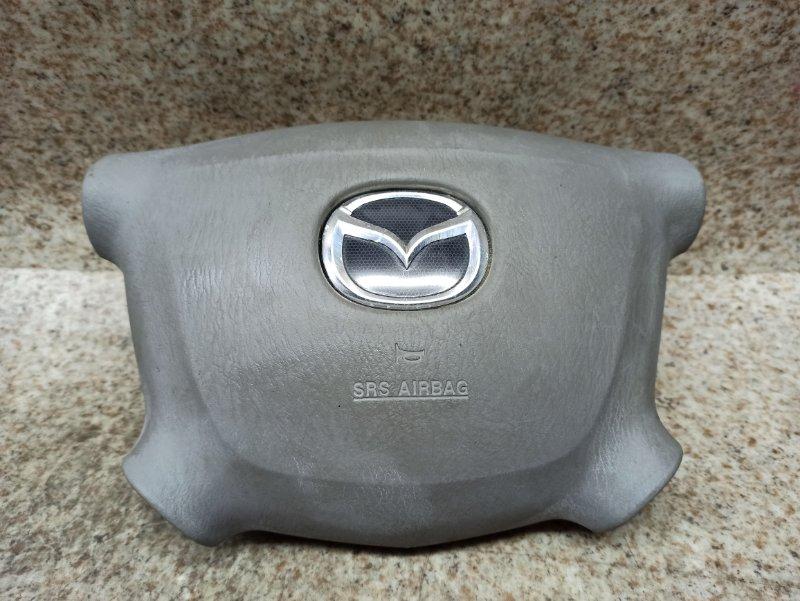 Airbag водителя Mazda Mpv LWFW