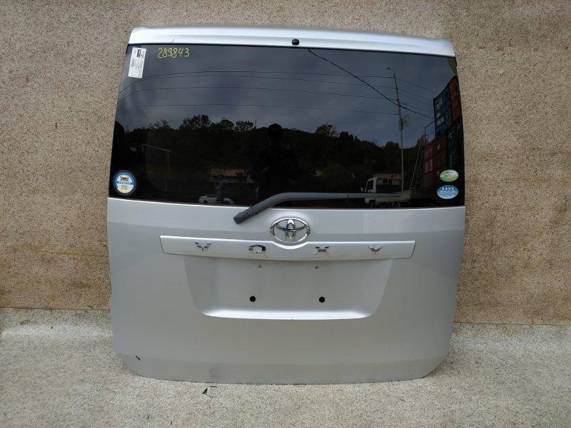 Дверь задняя Toyota Voxy ZRR70 2007