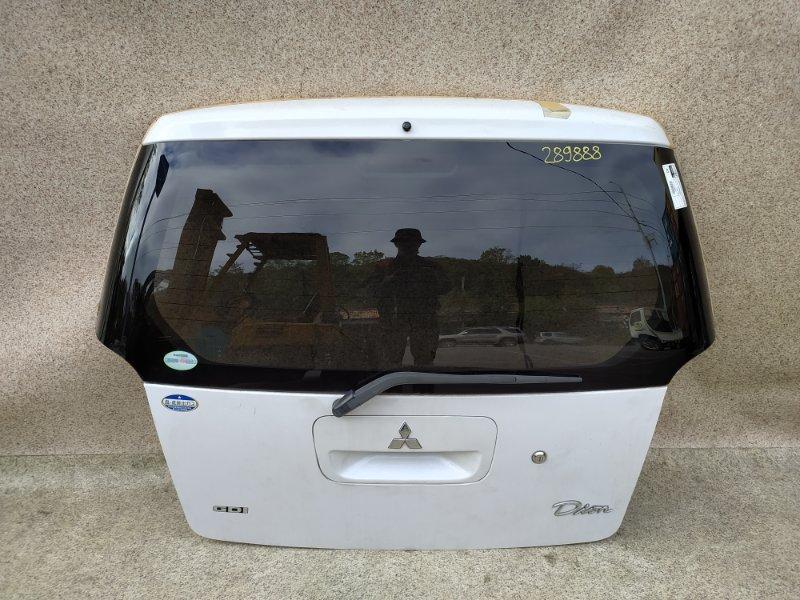 Дверь задняя Mitsubishi Dion CR6W 2004