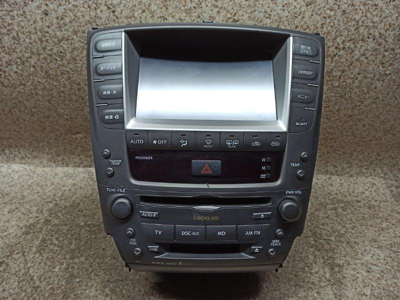 Климат контроль Lexus Is250 GSE20