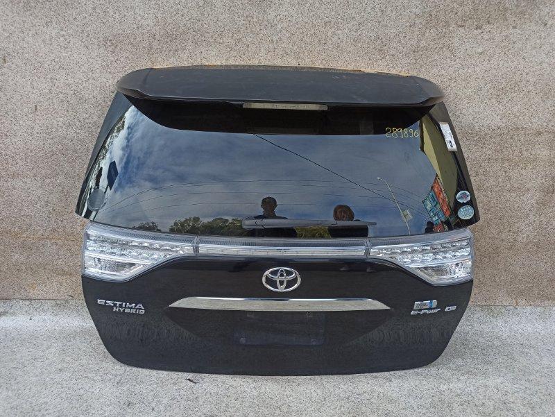 Дверь задняя Toyota Estima AHR20 2010