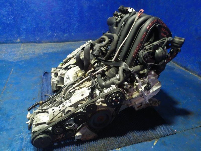 Двигатель Mercedes-Benz A-Class W169 M266 E17